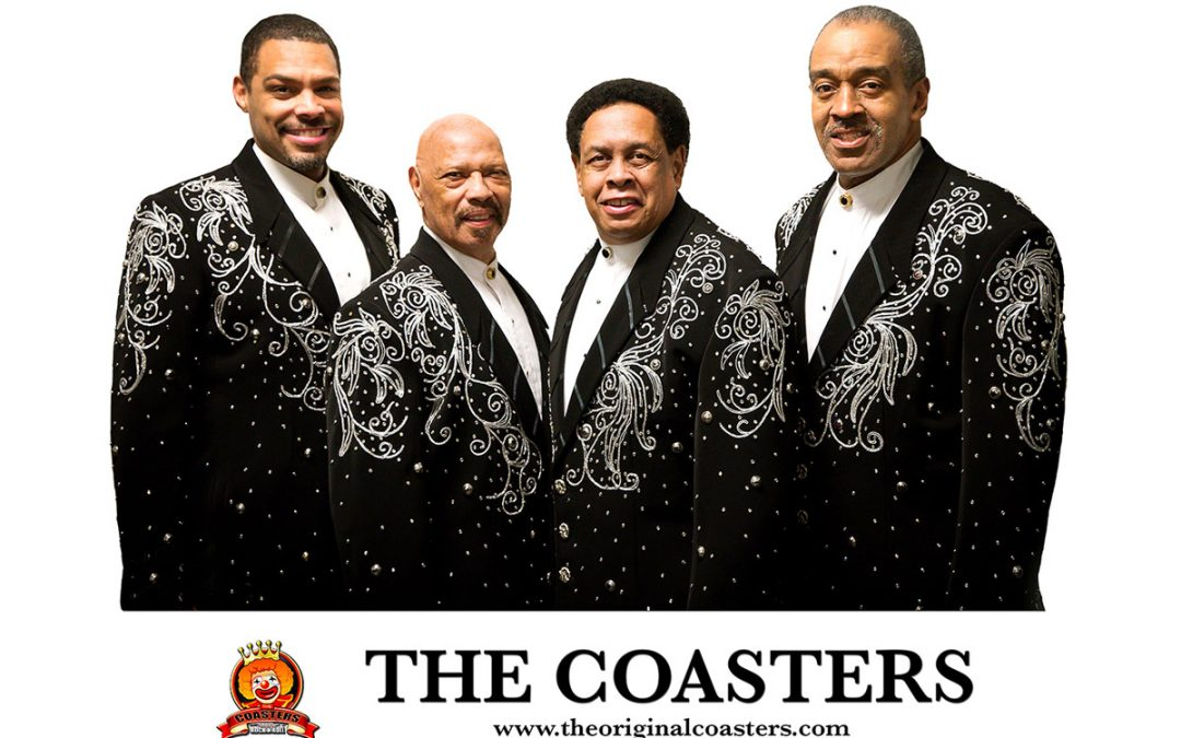 Coasters Tour Dates