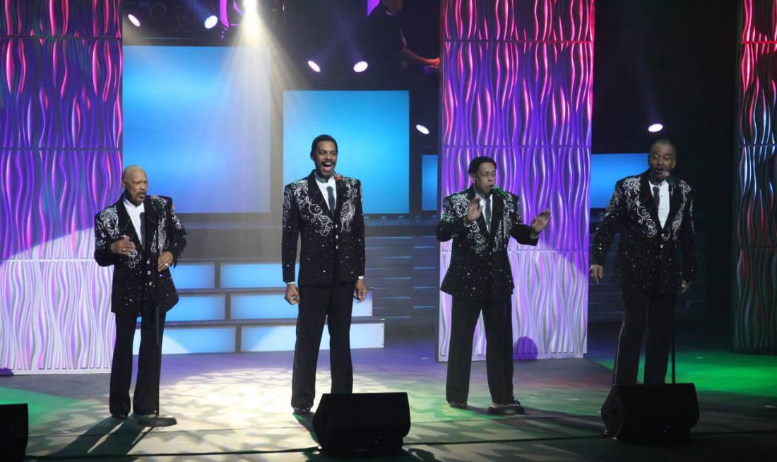 The Coasters (Smokey Joe's-Palace Theater, NH)